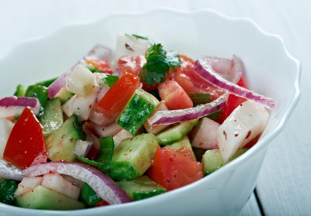 Persian Salad Shirazi
