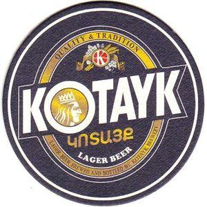 Kotayk Armenian beer
