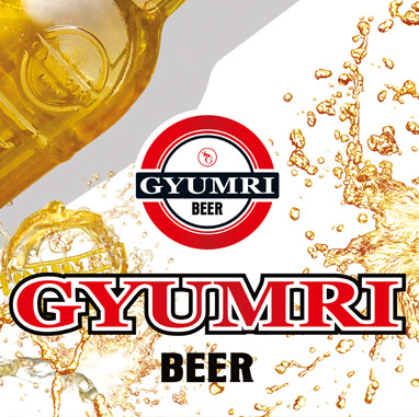 Gyumri Armenian beer