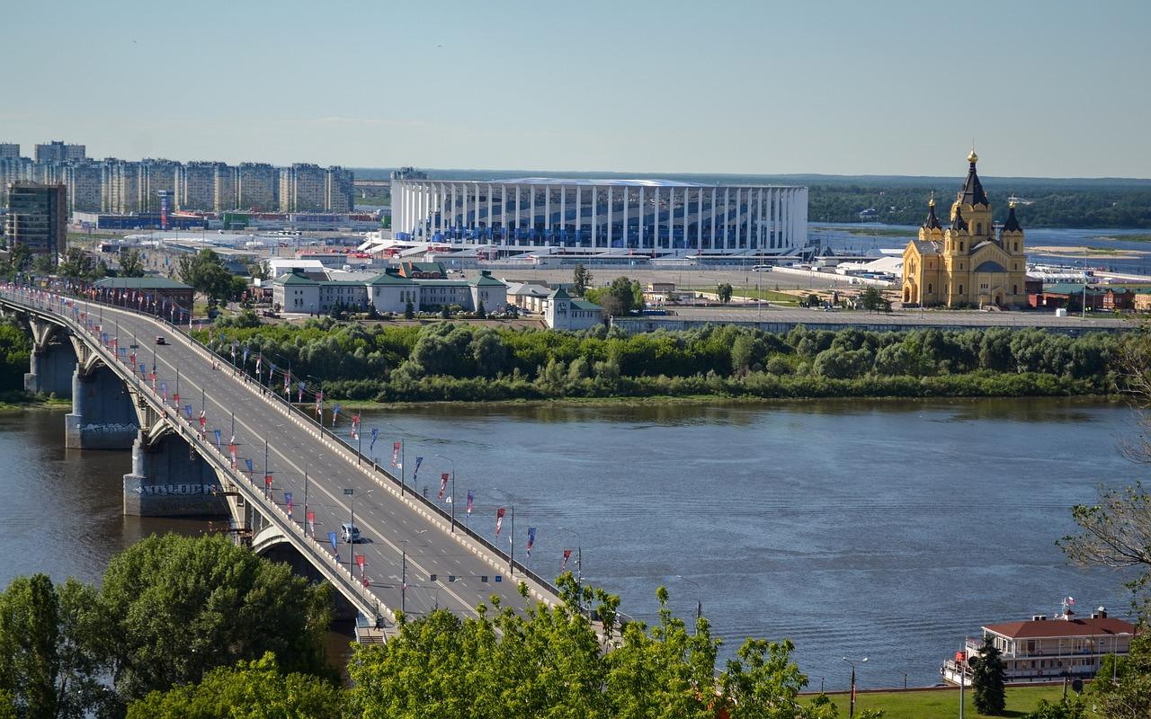 Russian in Nizhniy Novgorod