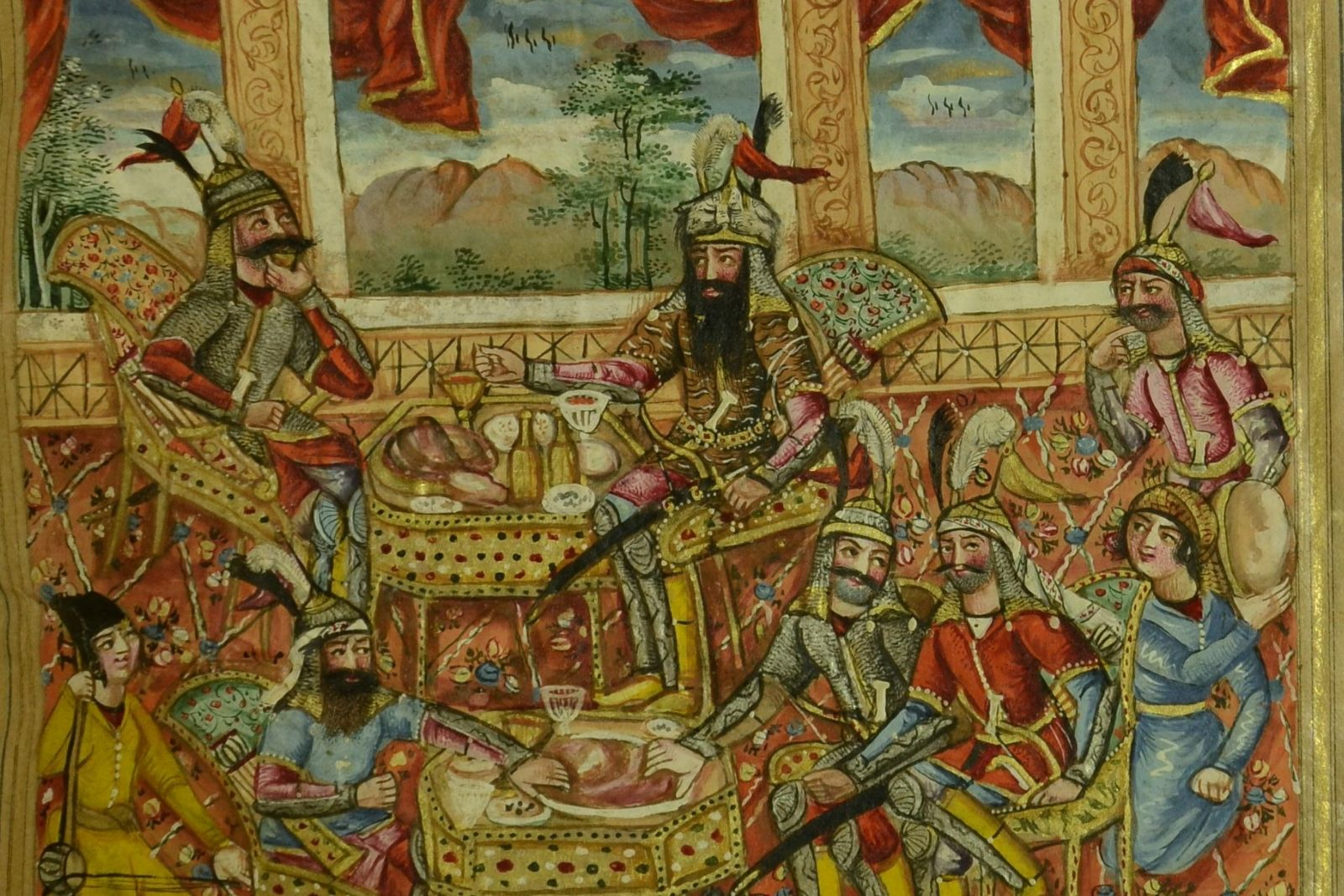 7 things you might like to know about the Shahnameh