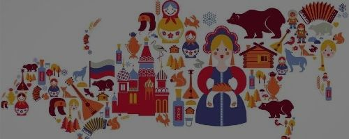 Russian Language Blog Cover