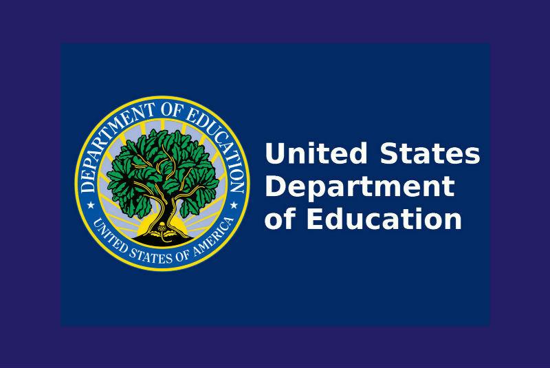 Scholarship provider: Logo: United States Department of Education